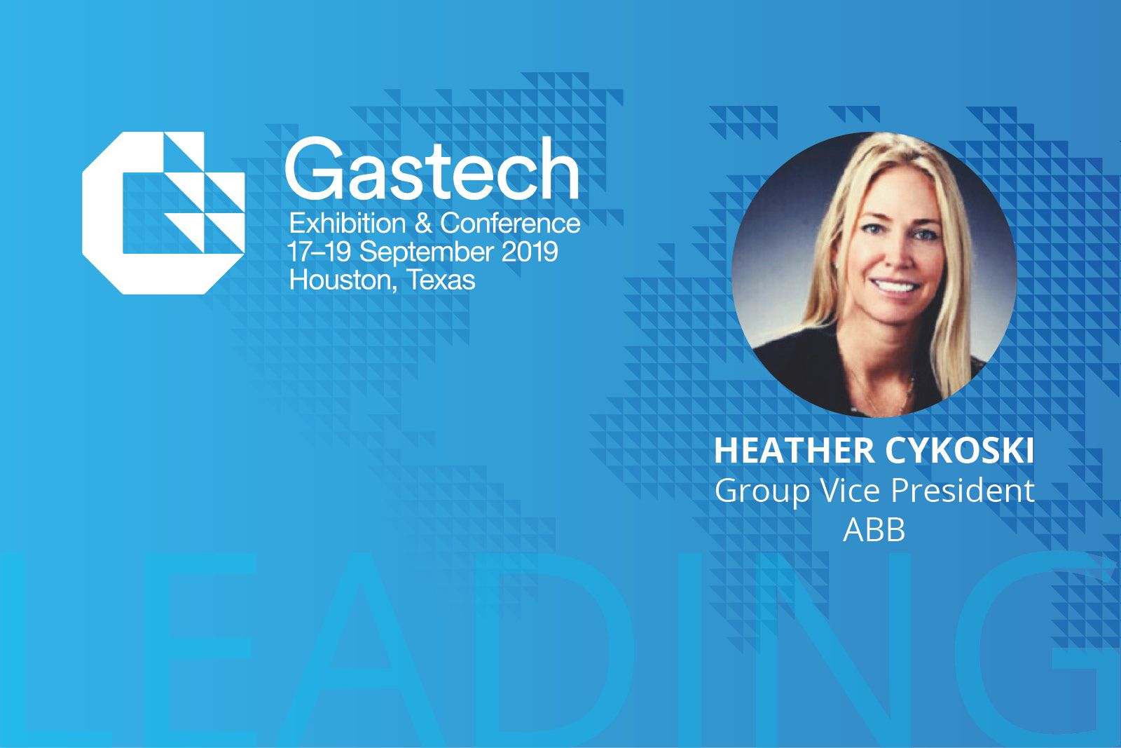 Diversity & Inclusion in Energy Gastech eBook featuring Heather Cykoski on Experience Energy