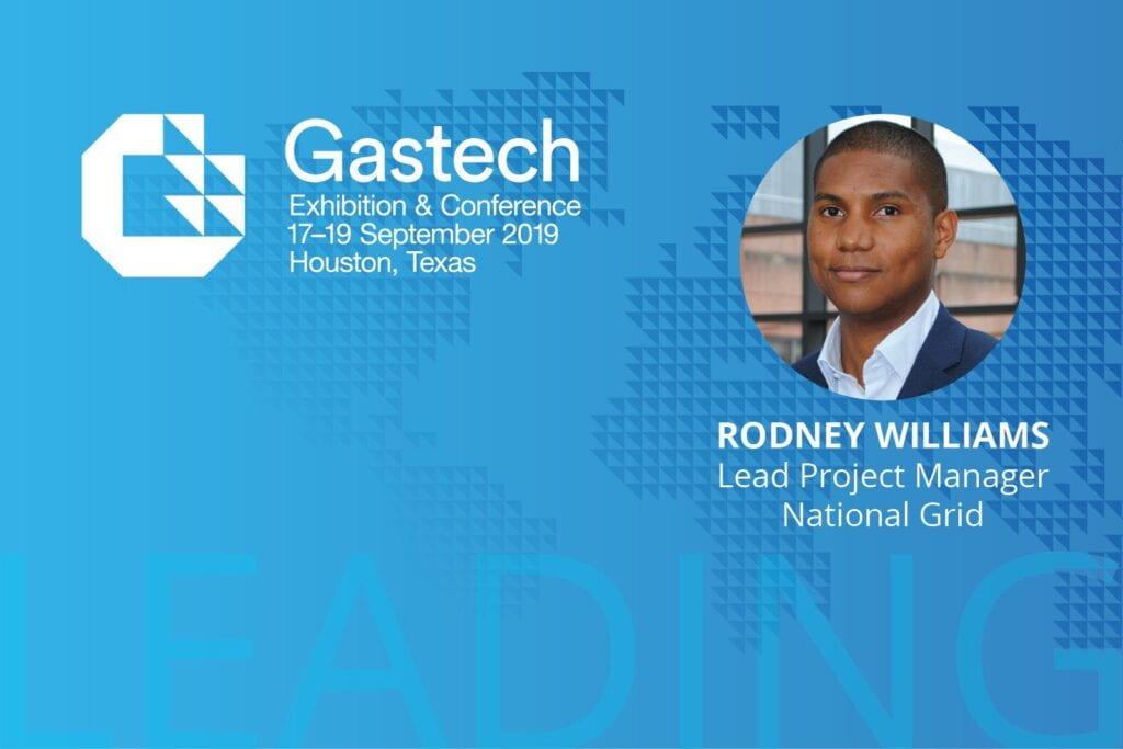 Rodney Williams offers advice on diversity and inclusion in energy. Gastech on Experience Energy.