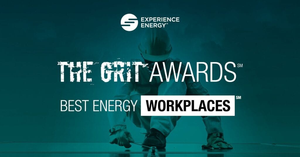 GRIT Awards and Best Energy Workplaces