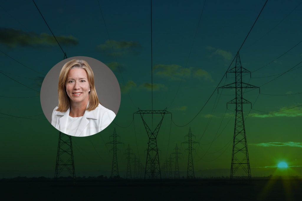 Michelle Harradence GRIT Award Winner profile on Experience Energy